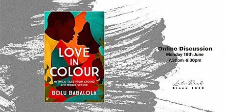 Let's Read: Love in Colour by Bola Babalola tickets