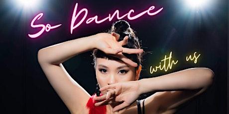 So Dance Showcase: We Dance, Let's Donate tickets