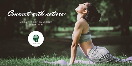 Yoga in nature by Modus Verde asbl tickets