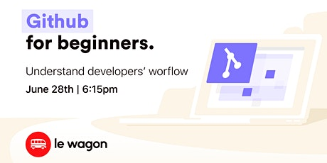 [Free workshop] Git and GitHub for Beginners tickets
