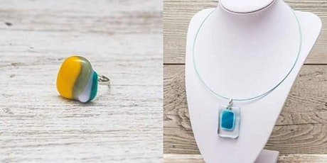 Art Glass Jewellery Design Workshop tickets