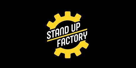 Stand-Up Factory retourne le 23 billets