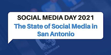Social Media Day 2021: The State of Social Media in San Antonio tickets