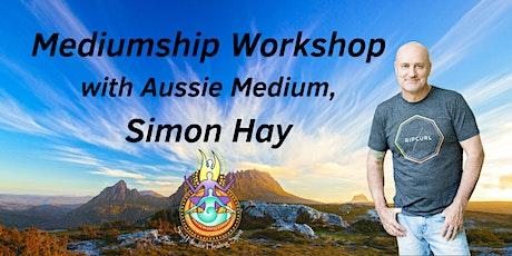Mediumship Workshop with Aussie Medium, Simon Hay in Denman, NSW tickets