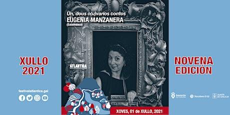 Un, dous... o(u)varios contos  | Eugenia Manzanera (Salamanca) | SCQ entradas