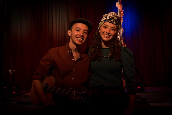 PALMAR Latin Duo -  Pay as you feel event (PAYF) image
