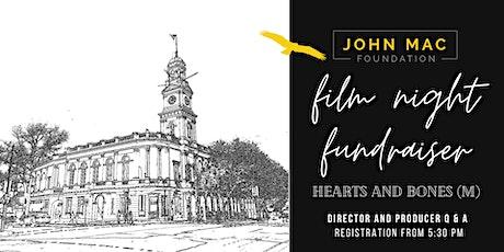 Film Night Fundraiser - John Mac Foundation tickets