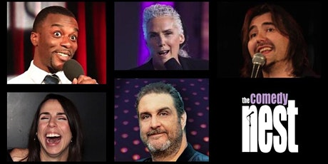 Comedy Festival Faves - July 8, 9, 10, 2021 tickets