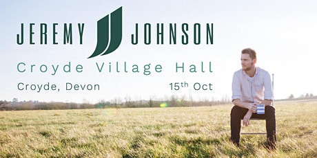 Jeremy Johnson | Croyde Village Hall tickets