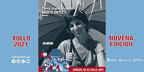 Canta, buguina, canta! | Marta Ortiz (Galicia) | SCQ entradas