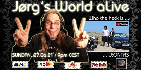 Jørg's World aLive; Who the heck is Leontas? ingressos