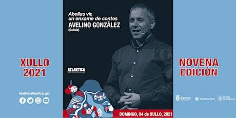 Abellas vir, un enxame de contos | Avelino González (Galicia) | Zobra-Lalín entradas