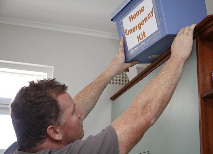 Flood & Storm Safe - Get Ready Inner West Seniors! image