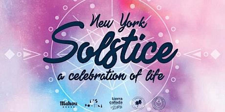 New York Solstice tickets