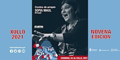 Contos de arrepío | Sofia Maul (Portugal) | SCQ entradas