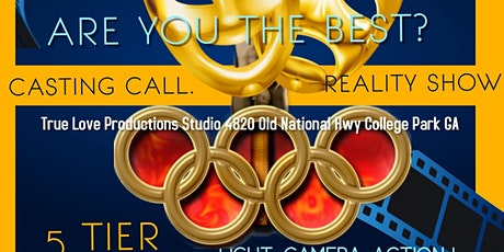 ACTORS  OLYMPICS  -  (Please sign up ONLY if attending) tickets