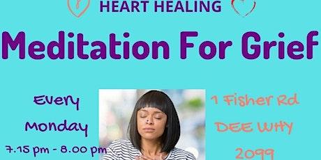 Meditation for Grief tickets