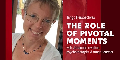 Tango and psychotherapy: the role of pivotal moments tickets