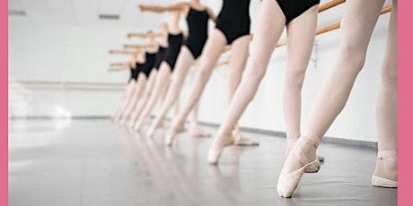 DWMA Ballet Academy Fall Open House tickets