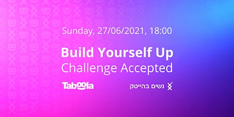 Build Yourself Up - Challenge Accepted entradas