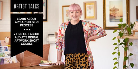 Artist Talks: Alykat's Process + Short Course Info Session tickets