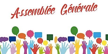 Assemblée Générale +  Elections de fin d'année (Binabi) billets