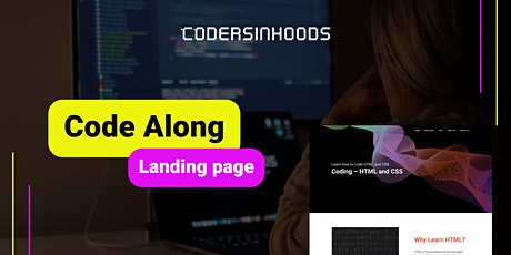 Code Along: Build a landing page tickets