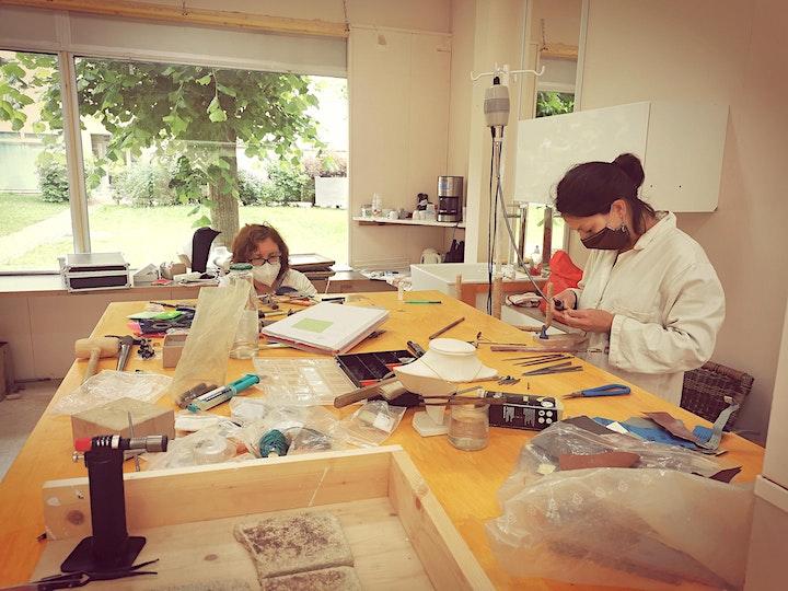 Image pour Atelier de bijouterie demis journée