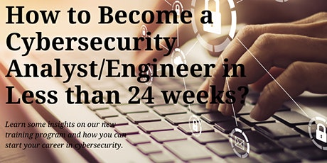 Cybersecurity Analytics & Security Engineering Courses  - Info Session Tickets