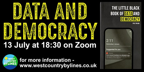 Data and Democracy tickets