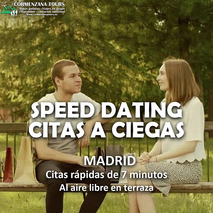 Imagen de MAS INFO y Registro 636116531 Citas rápidas a ciegas SPEED DATING  MADRID