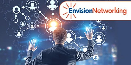 Envision Networking (On-Line Speed Networking for Professionals) tickets