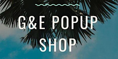 G AND E POP_UP SHOP (A VENDOR'S MARKET) tickets