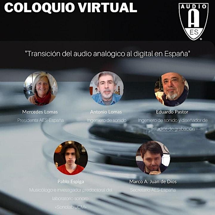 Imagen de Transición del audio analógico al digital