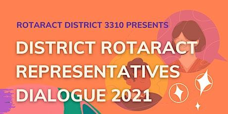 Rotaract District 3310 DRR Dialogue tickets