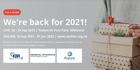The Early, Early Christmas Fair 2021 tickets