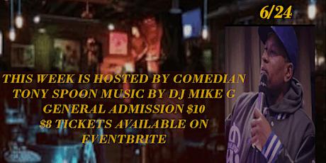 Let's Laugh Thursdays @ Takoma Station tickets