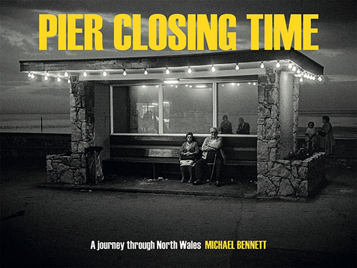 Exhibition Visit - Pier Closing Time - Michael Bennett image