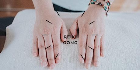 Reiki + Gong: Winter Solstice tickets