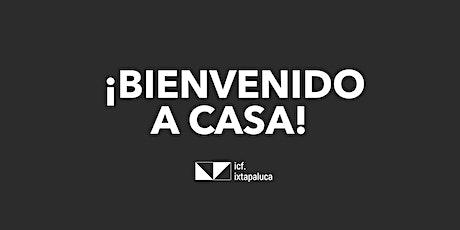 Servicio Presencial ICF Ixtapaluca l  Domingo 27/06/2021 l Primera Reunión boletos