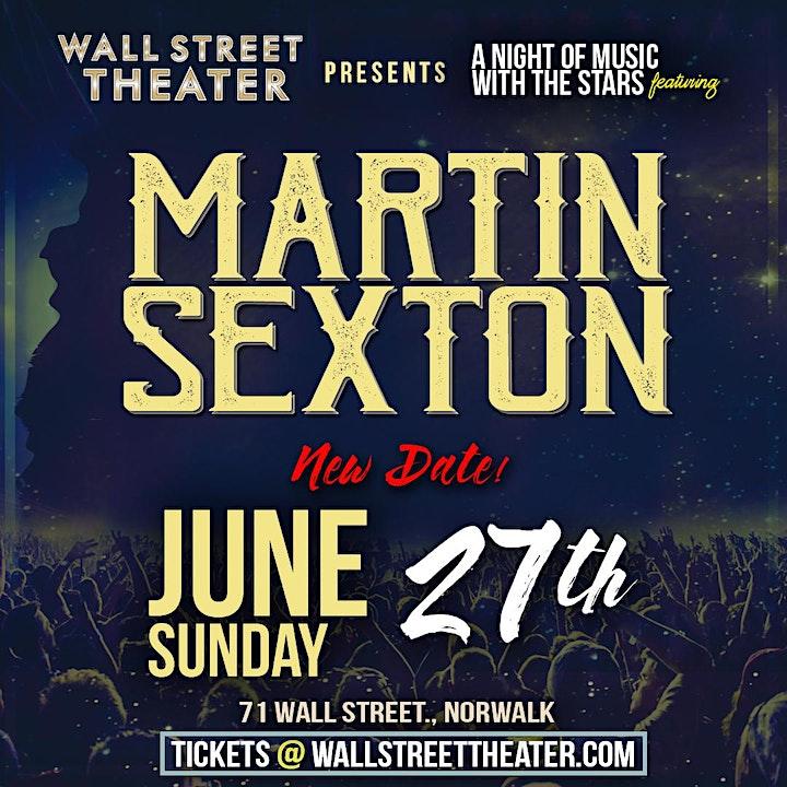 Martin Sexton image