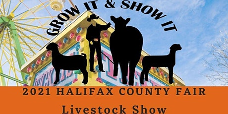 Halifax County Fair Livestock Show tickets