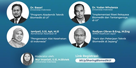 Sharing Session: Biomedical Engineering tickets