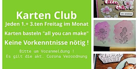 Karten Club Tickets