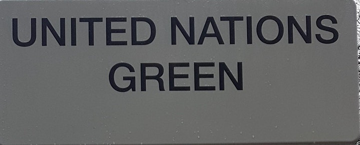 We invite you to welcome United Nations Green image