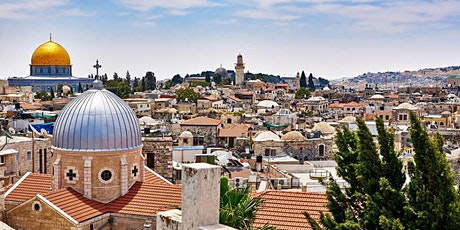 Palestine 101: An Educational Seminar Series tickets