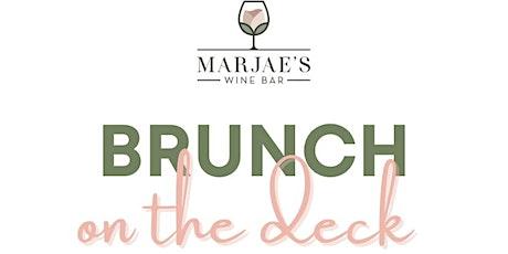 Marjae's Brunch on the Deck (Shrimp & Grits) tickets