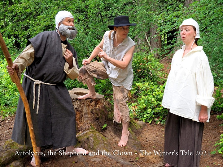 Cowichan Valley Shakespeare Festival 2021 image