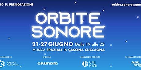 22 giugno / Mago Del Gelato @ Orbite Sonore biglietti
