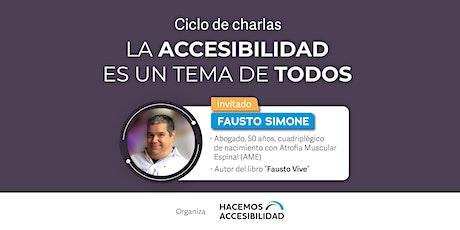 Ciclo de Charlas La Accesibilidad es un Tema de Todos entradas